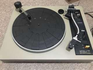 Lenco L133 Turntable