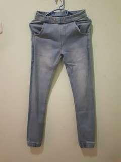 Ada woman jogger jeans