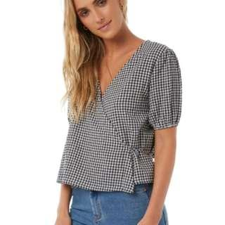 Brand New Cross-Over Top (The Hidden Way) - shipping included!