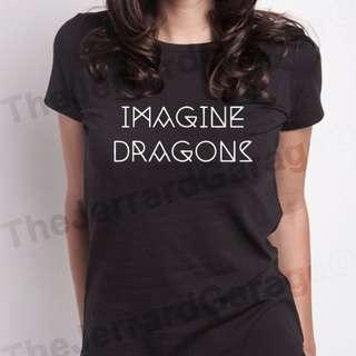 Imagine Dragon Fan Art Top
