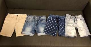 Boys Denim Shorts size 5