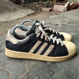 Sepatu Adidas superstar ll Original size 41.1/3
