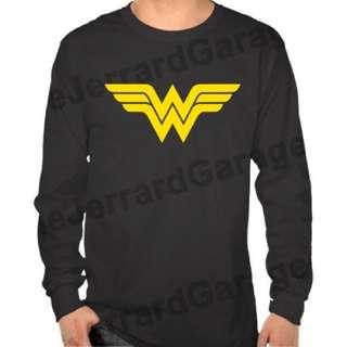 Wonder Woman Long Sleeve T-Shirt