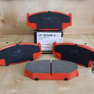 Suzuki Swift / Wish( New) ASUKI Ceramic Brake Pad
