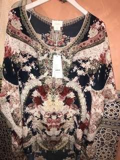 Authentic Camilla dress one size