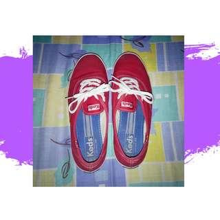Red Keds size 7