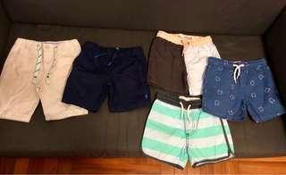 Boys Shorts Assorted size 4