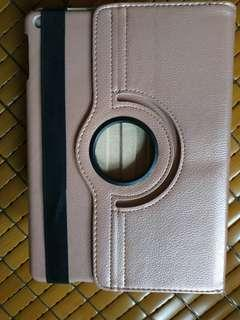 Leather case ipad