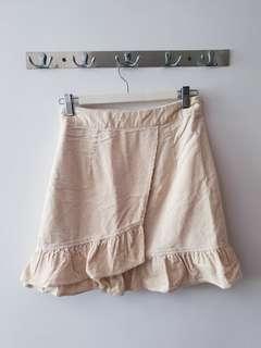 Lowrys Farm Corduroy Ruffles Skirt