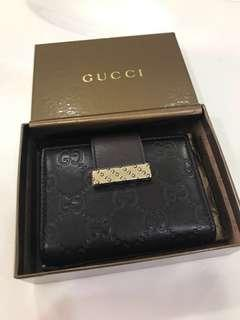 REDUCED! AUTHENTIC Gucci cardholder