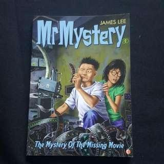 Mr Mystery #2 By James Lee