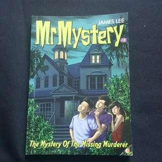 Mr Mystery #10 By James Lee