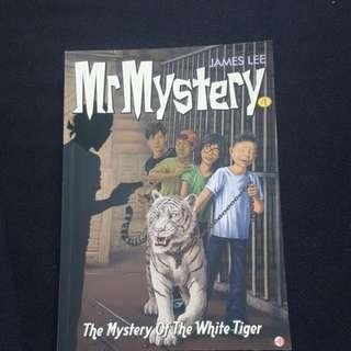 Mr Mystery #1 By James Lee