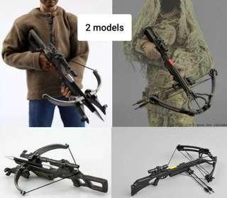 1/6 Scale Crossbow [phicen / TBLeague / hottoys / bow]