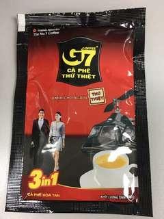 即沖咖啡 G7 3in1