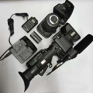 Sony Z7 ENG Camera