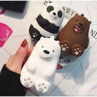 Powerbank we bare bears