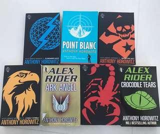 Alex Rider Entustiast