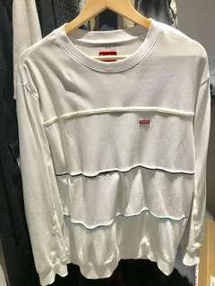 Supreme white top