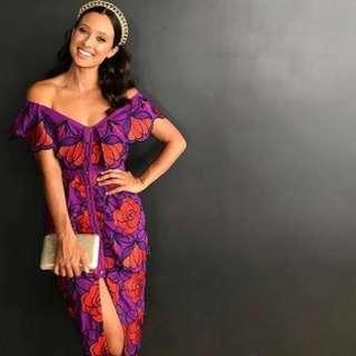 ALICE MCCALL Tutti Frutti dress imitation