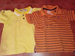 baby bundle  polo shirt