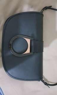 Calvin klein full leather bag
