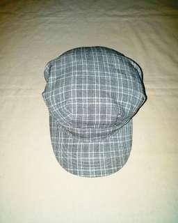 Initial fashion workers cap