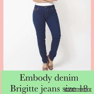 Embody new jeans 18