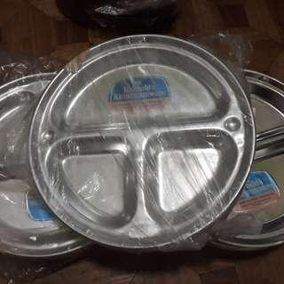 Reynolds Aluminumware Plate with Division (39pcs)