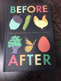 Before After by Anne Margot Ramstein and Matthias aregui