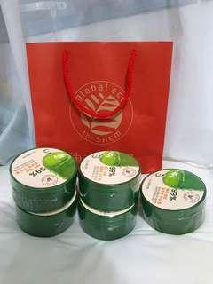 The Saem Jeju Fresh Aloe Soothing Gel 99% 300 ml #thesaem