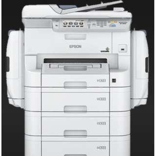 現金$6000回贈 Epson WorkForce Pro WF-R8591 影印機租用權轉讓