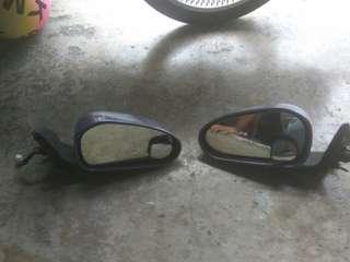 Gen2 side mirror
