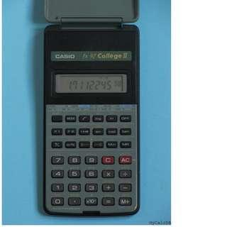 Casio fx-92 College II