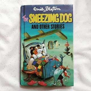 The Sneezing Dog and Other Stories - Enid Blyton