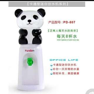 FREE SHIPPING Panda Water Dispenser 2L