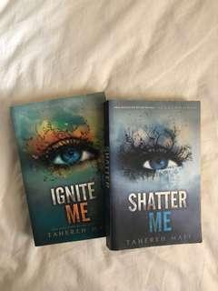 ✨ Shatter Me Series