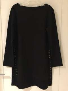 Carbon Tunic Top