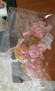 Corsages - Pink