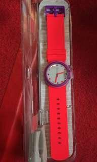 Swatch Watch Neon