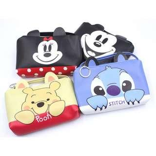 Mickey mouse / minnie mouse / stitch / winnie the pooh