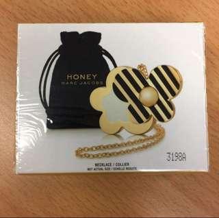限量版 Marc Jacobs Honey Solid Perfume Necklace Jacob 蜜糖香水頸鏈 項鏈 頸鍊 項鍊