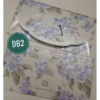 DB2 - 2015 Deutsche Bank Sampul Raya /Angpow packet