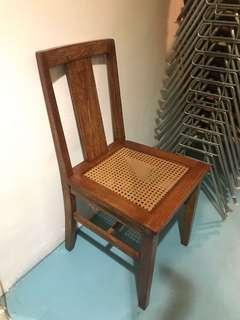前英政府殖民地柚木椅