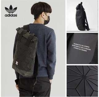 Adidas 3D Topfold backpack (swipe for more colors available)