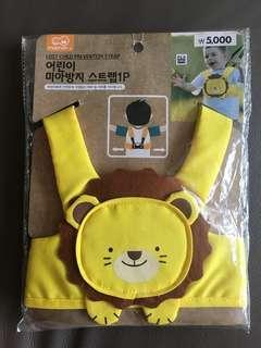 Lion baby walking safety harness 韓國小童防走失肩帶(獅子)