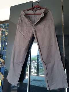 Men's Gray Pants