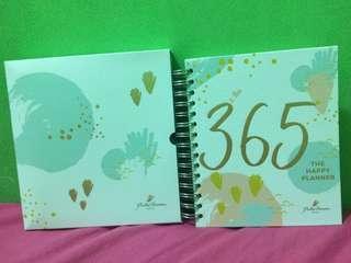 365 happy planner bella donna