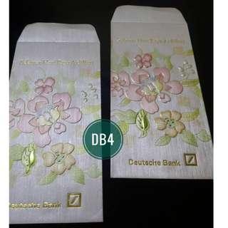 DB4 - 2008 Deutsche Bank Sampul Raya /Angpow packet