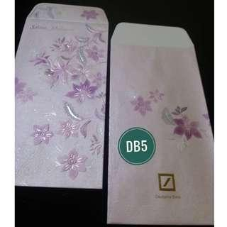 DB5 - 2011 Deutsche Bank's Sampul Raya /Angpow packet